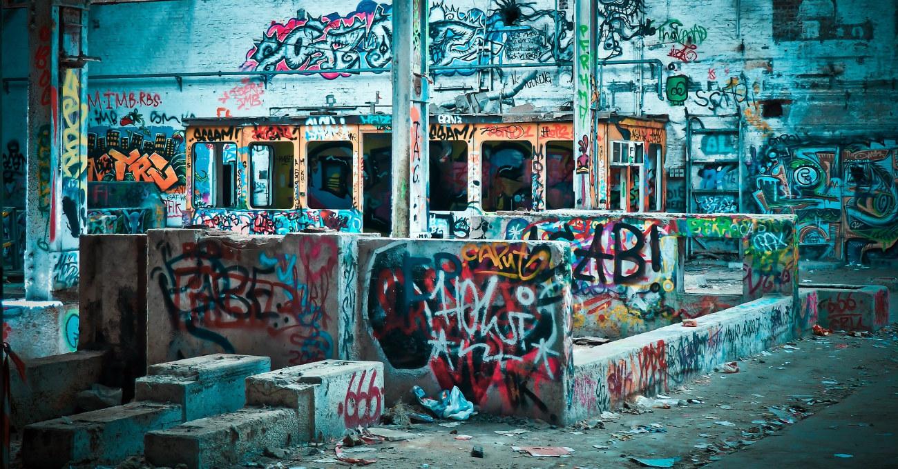 Come In - Jugendhaus Weilheim - Graffiti Workshop + Hauswandgestaltung